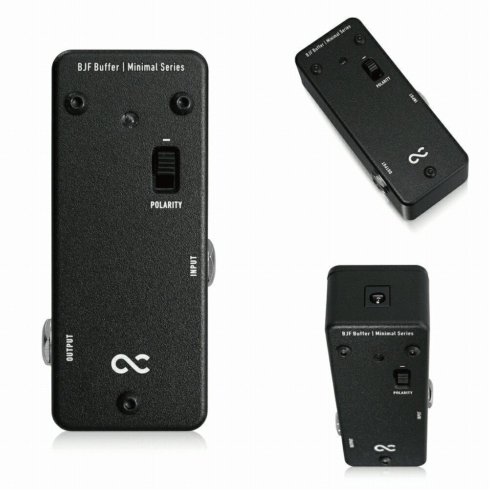 One Control Minimal Series BJF Buffer/ミニペダル