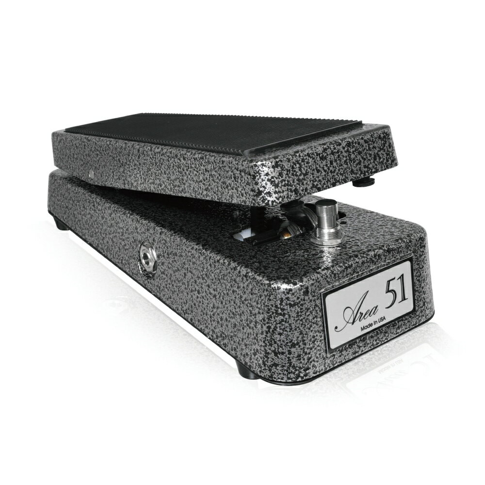 Area51 VINTAGE ITALIAN WAH with Buffer
