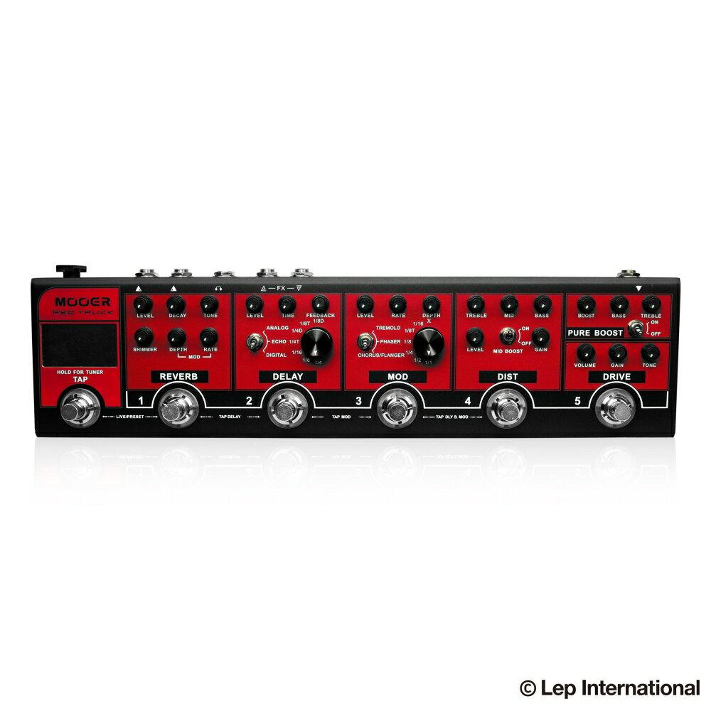 Mooer Red Truck / マルチエフェクター