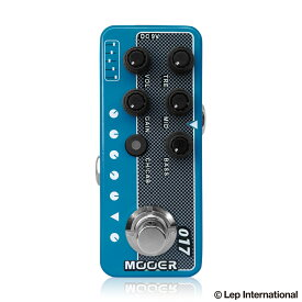 Mooer Micro Preamp 017 / ギター エフェクター アンプシミュレーター