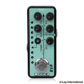Mooer Micro Preamp 018 / ギター エフェクター アンプシミュレーター