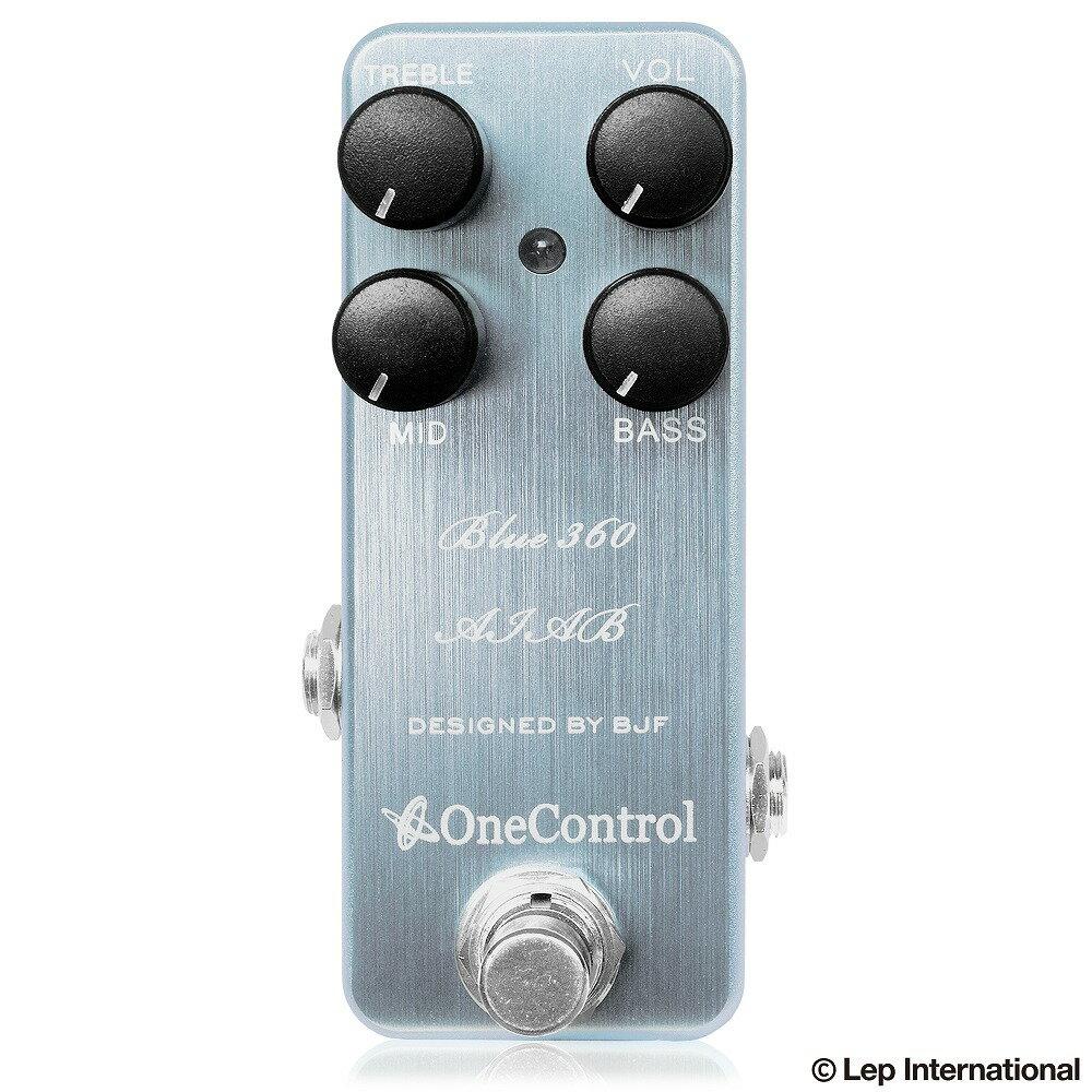 One Control Blue 360 AIAB / ワンコントロール ミニペダル