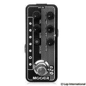 Mooer Micro Preamp 020 / ギター エフェクター アンプシミュレーター
