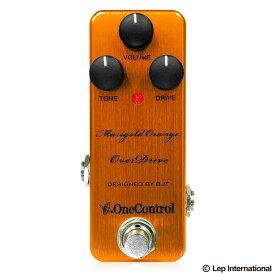One Control Marigold Orange OverDrive / オーバードライブ