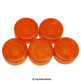 Mooer Footswitch Hat Orange FT-OR (5pcs) / フットスイッチ ハット カバー キャップ ギター アクセサリー 【ゆうパケット対応】