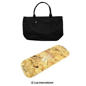 One Control x Zephyren Zephyren Tote Bag with Pedalboard OSB / トートバッグ×木製ペダルボード SET