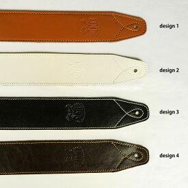 SOLDIER STRAP レザーストラップ STP-GL-015 / ギター ストラップ レザー 革