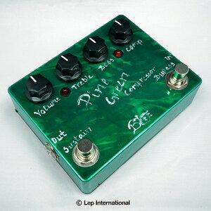 BJFE Pine Green Compressor Deluxe / コンプレッサー ギター エフェクター