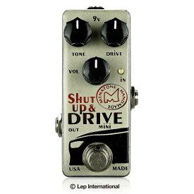 Menatone Shut Up & Drive Mini / オーバードライブ ギター エフェクター ブリティッシュドライブ