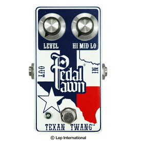 Pedal Pawn TEXAN TWANG / オーバードライブ ブースター ギター エフェクター