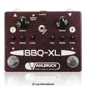 VAHLBRUCH BBQ-XL / ブースター イコライザー エフェクター