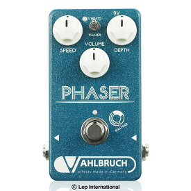 VAHLBRUCH Phaser / フェイザー エフェクター