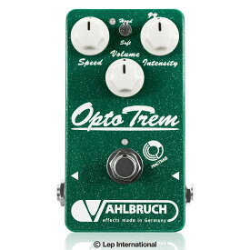 VAHLBRUCH Opto Trem / トレモロ ギター エフェクター