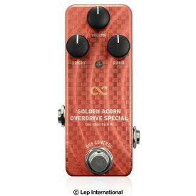 One Control GOLDEN ACORN OVERDRIVE SPECIAL / オーバードライブ ギター エフェクター ミニペダル