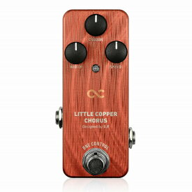 One Control LITTLE COPPER CHORUS / コーラス エフェクター ギター ミニペダル