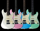 【予約受付中】Mooer GTRS S800 【9月末入荷予定】【代引き不可】エフェクトを内部で追加して音を作ることができる最先端のギター! / …