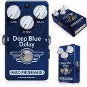 MAD PROFESSOR Deep Blue Delay (9Vアダプター付属)