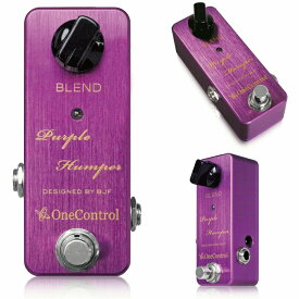 One Control Purple Humper / ミニペダル