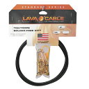 Lava Cable Gold Plug TightRope Solder Free Kit L字型プラグ 【ゆうパケット対応可能】