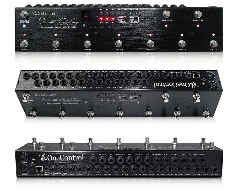 One Control Crocodile Tail Loop OC10