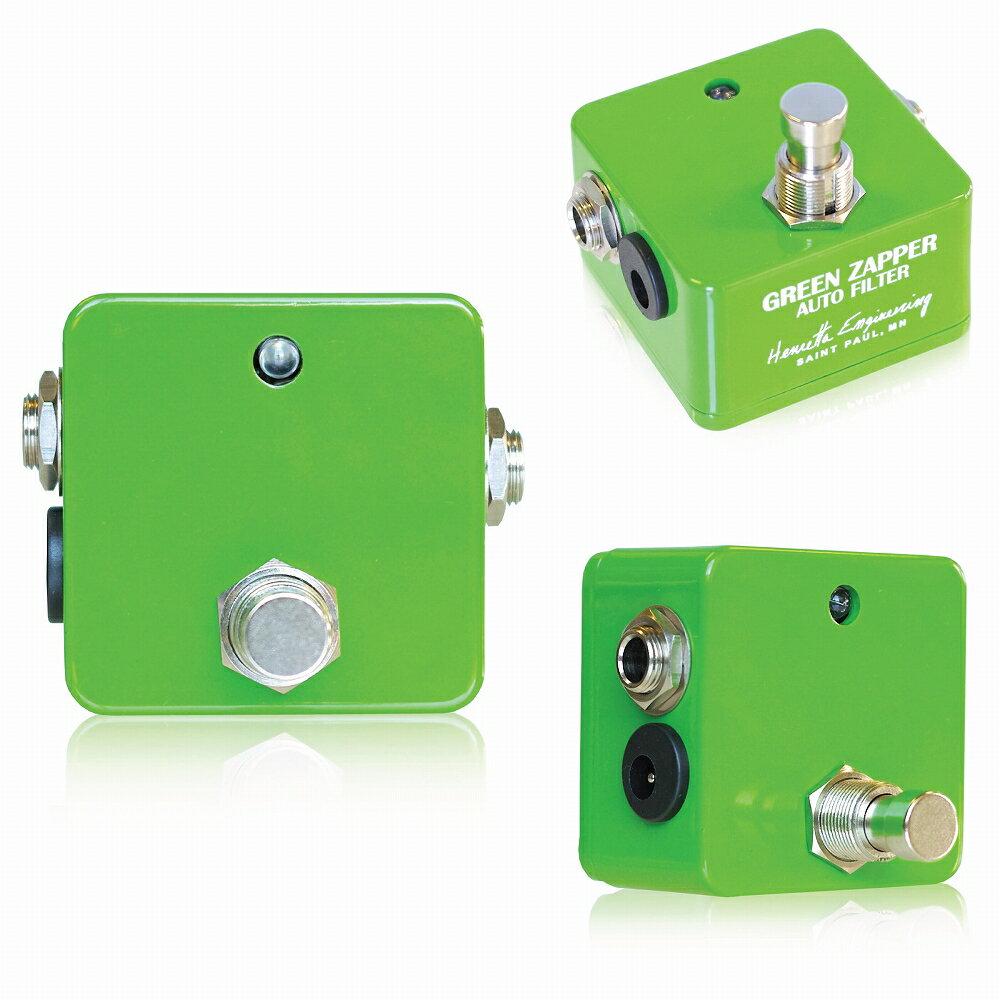 Henretta Engineering Green Zapper Auto Filter/ミニペダル