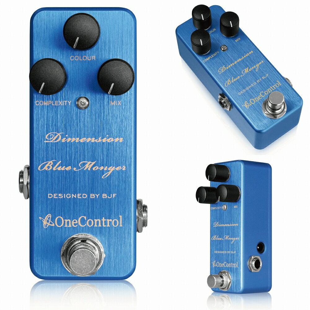 One Control Dimension Blue Monger  / ミニペダル