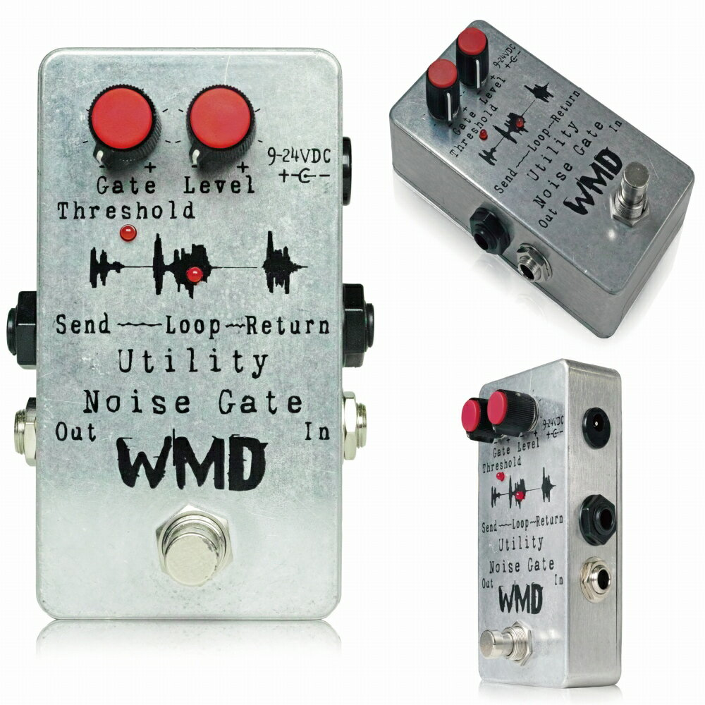 WMD The Utility Noise Gate ※ [エフェクター]