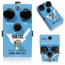 Wren and Cuff Your Face 60's Hot Germanium Fuzz