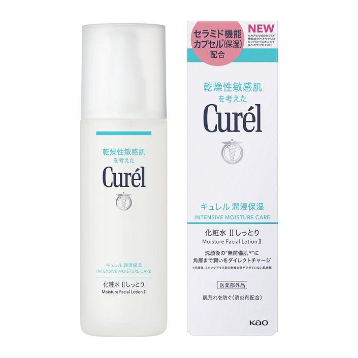 キュレル 化粧水 II 150ml しっとり (ノーマル)