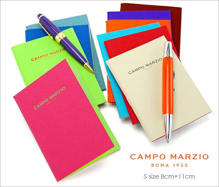カンポマルツィオ[【CAMPO MARZIO】 ペーパーノート S (新タイプ2015) 【4冊まで DM便(メール便)OK】](ノート・メモ帳)【RCP】