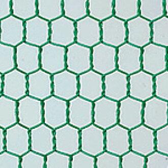 Clever rakuten ichibaten rakuten global market plastic hexagonal plastic hexagonal wire mesh green 11 18 opening 20 mm wire diameter bit 11 mm dimensions width 910 mm 30 m keyboard keysfo Image collections