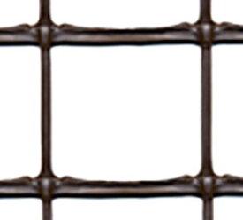 トリカルネット プラスチックネット CLV-h10 ブラウン 大きさ:幅1000mm×長さ9m 切り売り