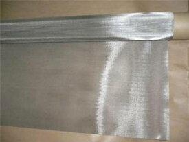 ニッケル金網メッシュ メッシュ:100|線径(mm):0.1|目開き(mm):0.154|大きさ:1000mm×1m