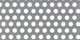 鉄 パンチングメタル φ:3.0mm|板厚:1.0mm|幅:1219mm長さ:2438mm