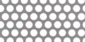 鉄 パンチングメタル φ:4.5mm|板厚:1.2mm|幅:914mm長さ:1829mm