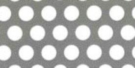 鉄 パンチングメタル φ:6.0mm|板厚:1.0mm|幅:914mm長さ:1829mm