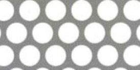 鉄 パンチングメタル φ:8.0mm|板厚:2.3mm|幅:914mm長さ:1829mm