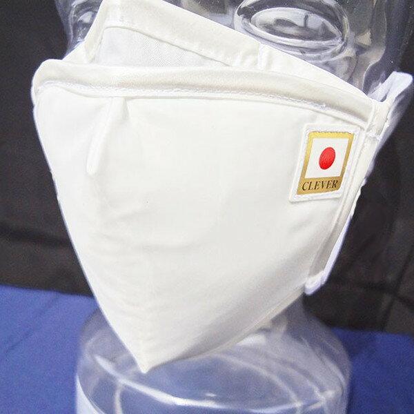 【テレビで話題の最強マスク】限定販売 日の丸マスク ピッタリッチ オーダーメイド PM2.5+抗菌 ・ 防ウィルス 【再利用可能・無地・1枚】