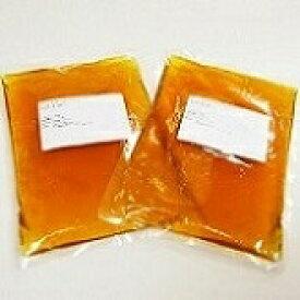 チキンクリアデラックス(1kg×2袋)無添加・無脂肪 介護食 離乳食日本スープの丸鶏スープストック