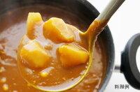 日本スープのチキンクリアデラックスのカレーの料理例です。ガラスープより格段に美味しい丸鶏ブイヨンです。無添加無脂肪で離乳食から介護食、普段のお食事まで幅広くお使い頂けます