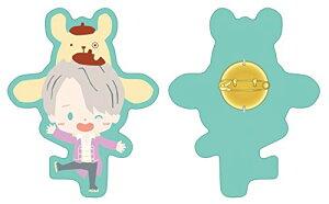 ユーリ!!! on ICE × サンリオキャラクターズ ヴィクトル & ポムポムプリン わっぷりけ 2