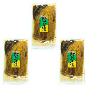 九州 宮崎 高菜 たかな タカナ 漬物 ごはんのお供 [健扇] たかな漬 醤油漬 500g×3袋セット