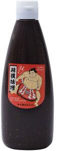 [鶴味噌醸造] ツルみそ 相撲味噌 1kg /鶴味噌 相撲味噌 味噌 福岡県 ソースタイプ 味噌ダレ