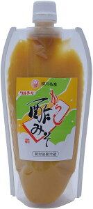 [鶴味噌醸造] ツルみそ からし酢みそ チューブ 360g /国産 福岡県 九州 酢味噌 魚介 贈り物 ギフト