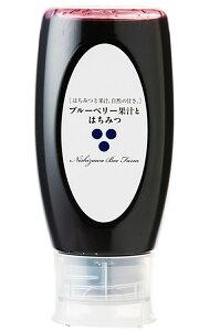 九州 はちみつ 宮崎 蜂蜜 ハチミツ [西澤養蜂場] ブルーベリー果汁とはちみつ 500g