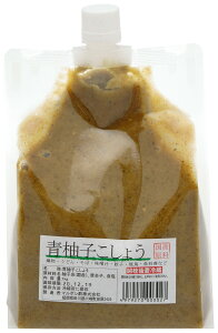 柚子こしょう 柚子胡椒 [マルボシ酢] 青柚子こしょう 1kg