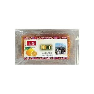 [イソップ製菓] 和菓子 大分柚子一口S 1個/熊本/和菓子/小豆/あん/お土産/巻き