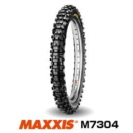 【法人宛送料無料】モトクロス 60/100-14 30M TT マキシス M7304 フロント用 Maxxcross IT エンデューロ MAXXIS■2021年製■