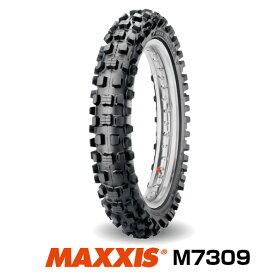 【法人宛送料無料】モトクロス 80/100-21 51M TT マキシス MAXXIS M7309 モトクロス 21インチタイヤ ■2017年製■