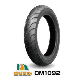 【法人宛送料無料】90/90-12 54L DURO DM1092F デューロ ダンロップの技術提携工場 ベンリィ ギア